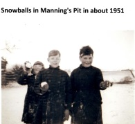 Snowballing in Manning's Pit