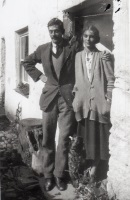 Henry Williamson and Ida Loetitia Hibbert