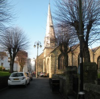 St Peter and Mary Magdalene Church Barnstaple