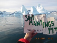 Message from Greenland