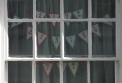 Pilton Street window